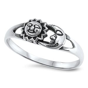 Jewelry - Sun Moon Universe Ring